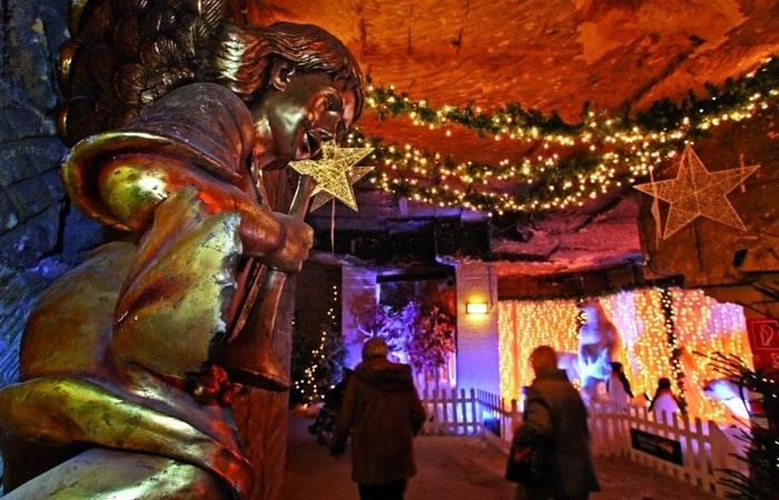 Валкенбург Рождественская ярмарка