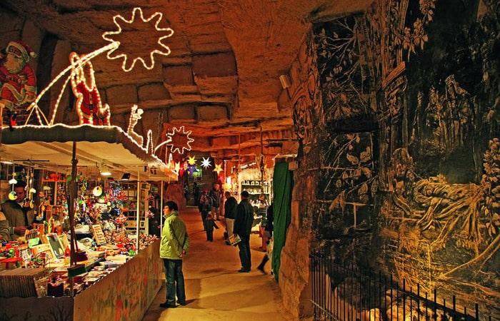 Валкенбург пещеры