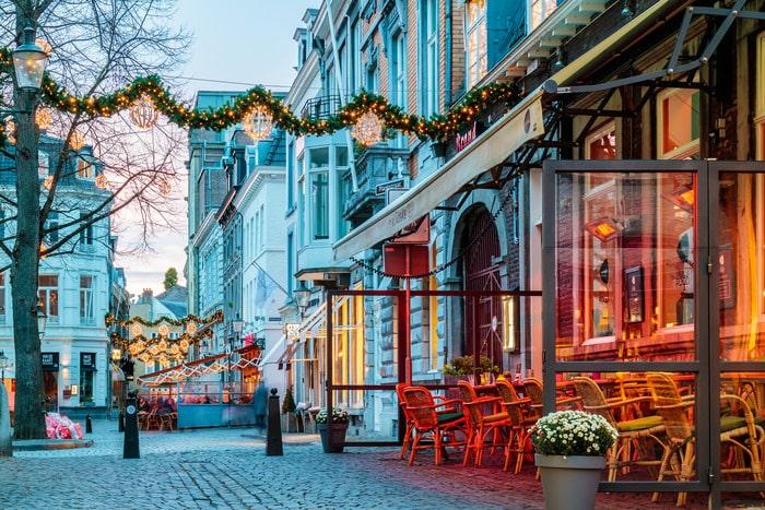 Валкенбург рождество