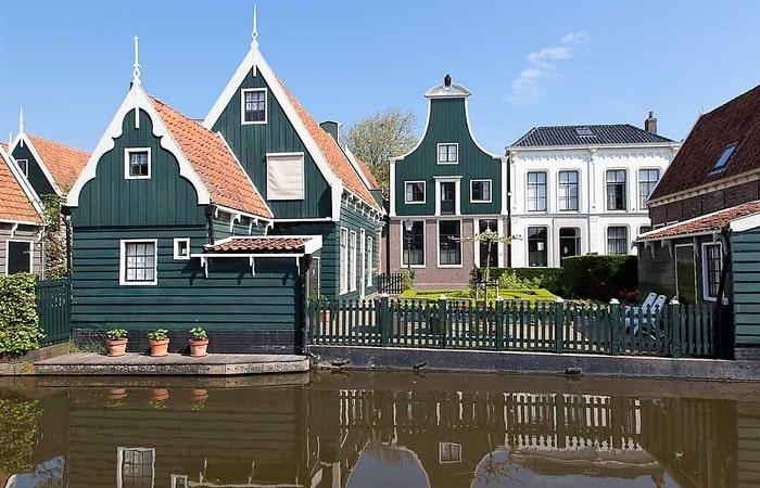Голландские деревни De Rijp