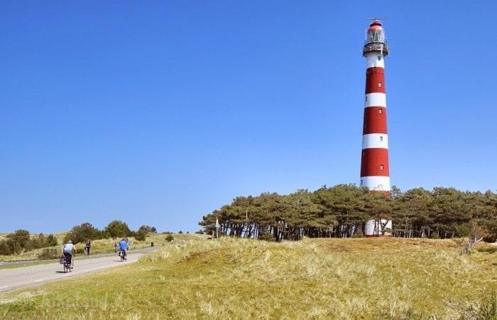 Интересные места в Голландии Амеланд