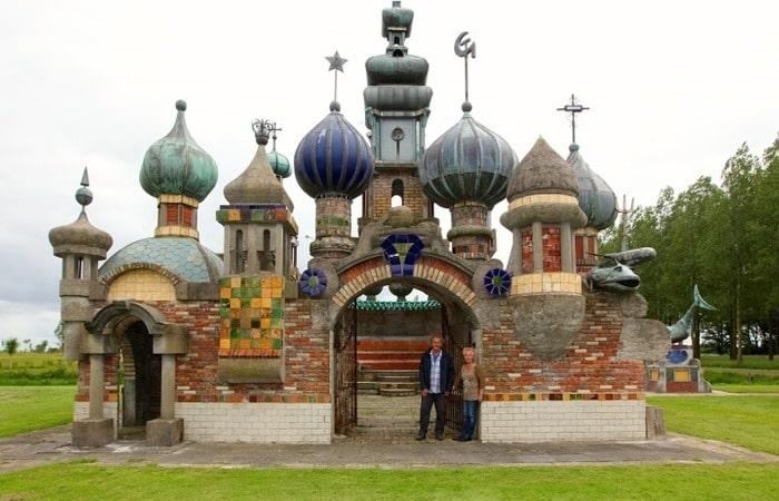 Интересные места в Голландии голландский кремль