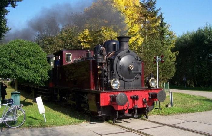 Интересные места в Голландии экскурсия на паравозе Гус-Борселе