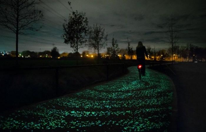 Интересные места в Голландии велосипедная дорожка Ван Гога
