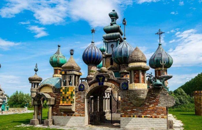 Интересные места в Голландии