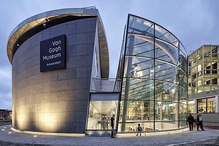 Музеи в Голландии музей Ван Гога
