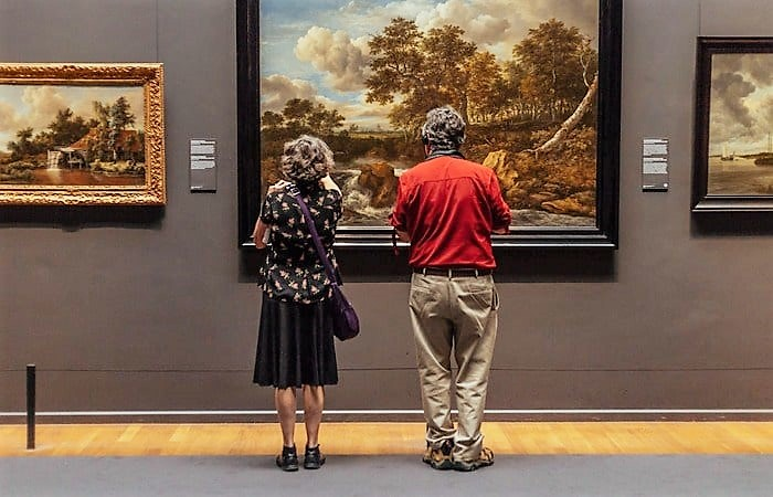 Музеи в Голландии Рейксмузеум