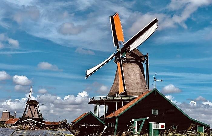 Музеи в Голландии Заансе Сханс