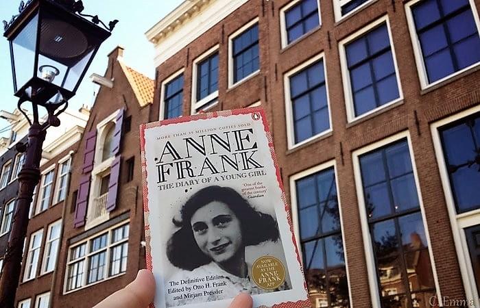 Музеи в Голландии Дом Анны Франк