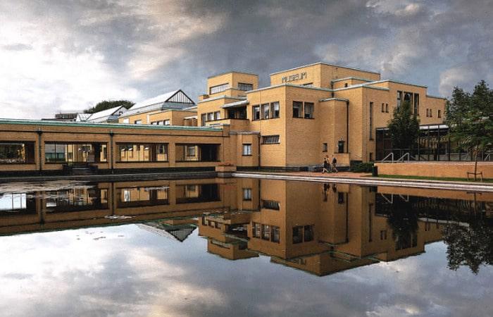 Музеи в Голландии Муниципальный музей Гааги