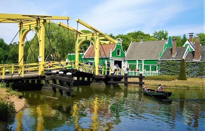 Музеи в Голландии Голландсжкий музей под открытым небом в Арнеме