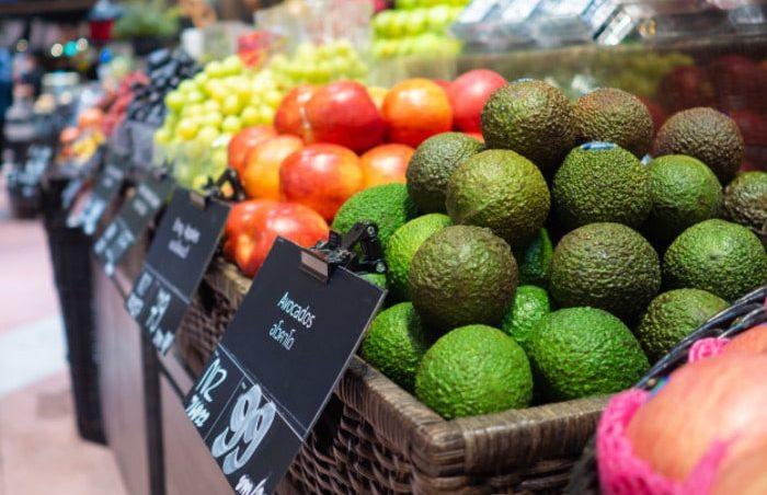 Супермаркеты в Амстердаме