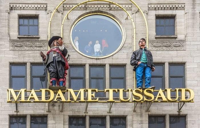 Музеи Амстердама Музей мадам Тюссо