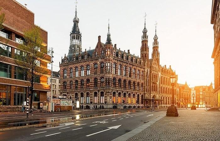 Коронавирус в Нидерландах последние новости