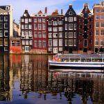 Корона вирус в Амстердаме