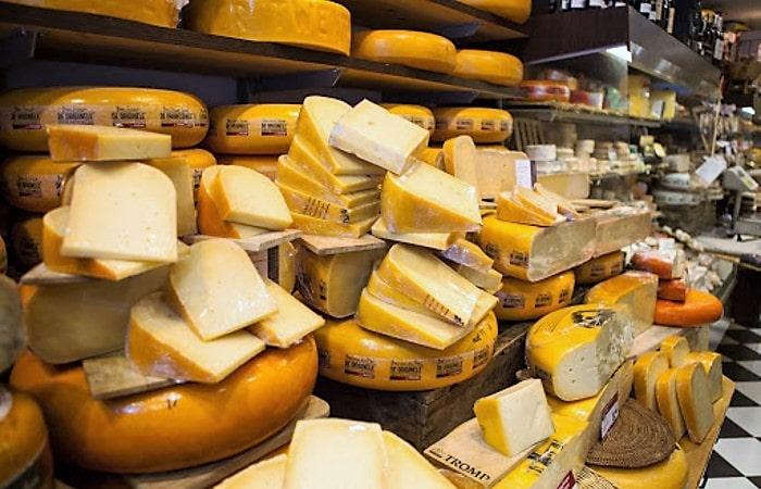 Амстердам Голландский сыр