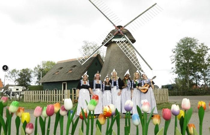 Амстердам экскурсия на сырную ферму