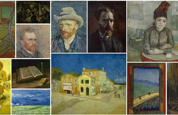 Виртуальные экскурсии по музеям Амстердама музей Ван Гога
