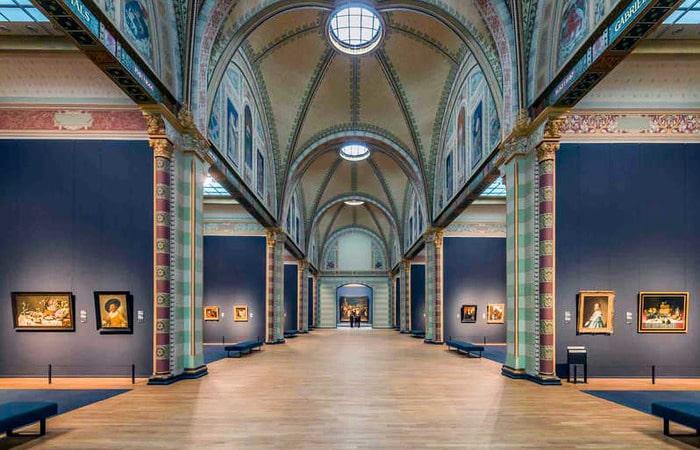 Виртуальные экскурсии по музеям Рейксмузеюм